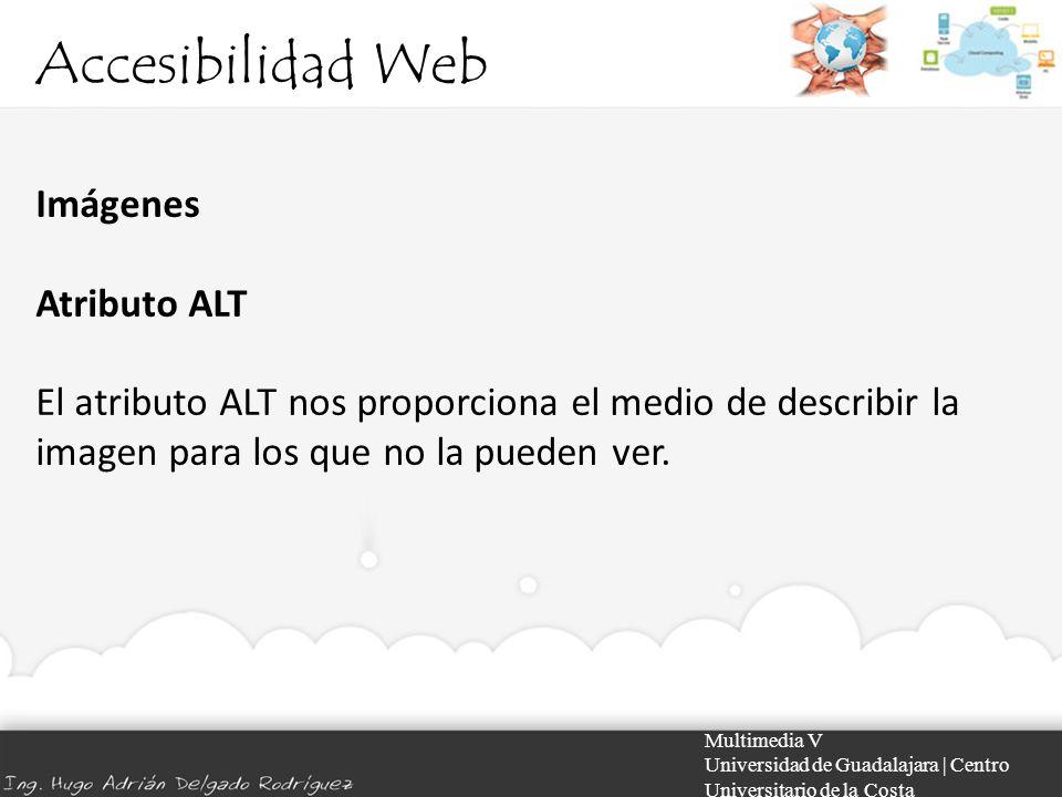 Accesibilidad Web Imágenes Atributo ALT