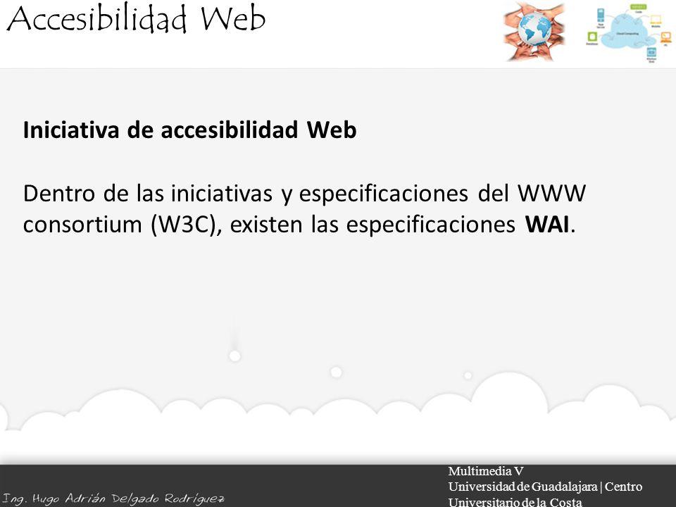 Accesibilidad Web Iniciativa de accesibilidad Web