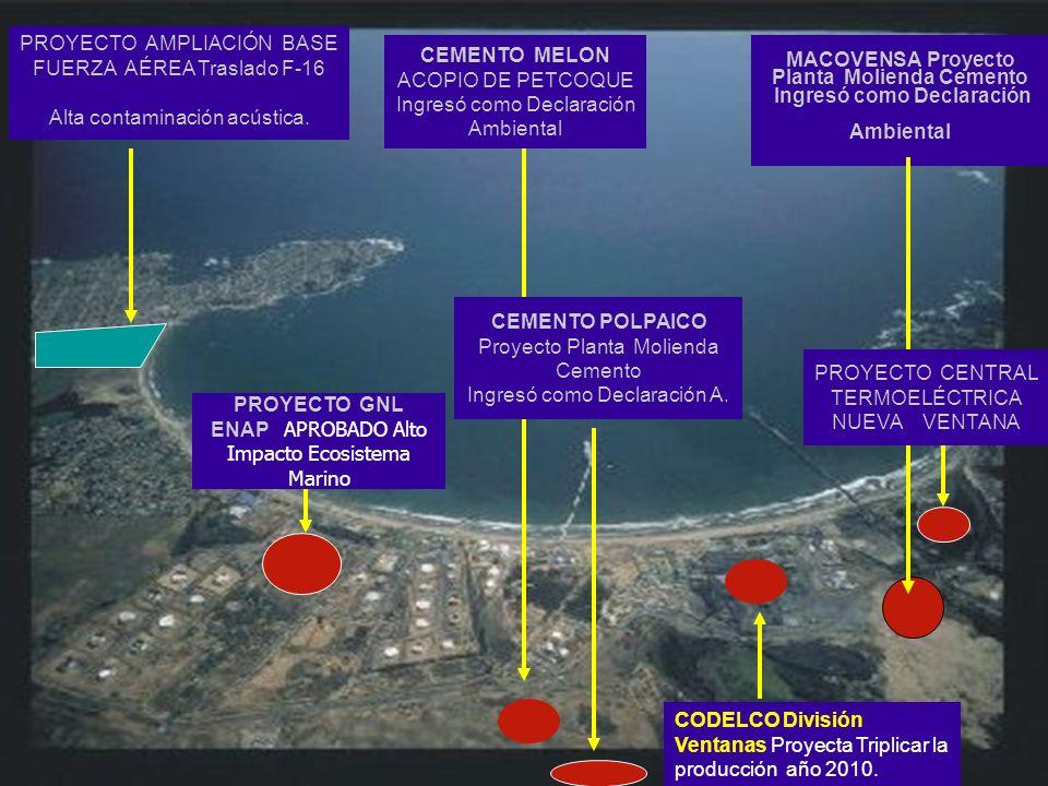 CEMENTO MELON ACOPIO DE PETCOQUE Ingresó como Declaración Ambiental