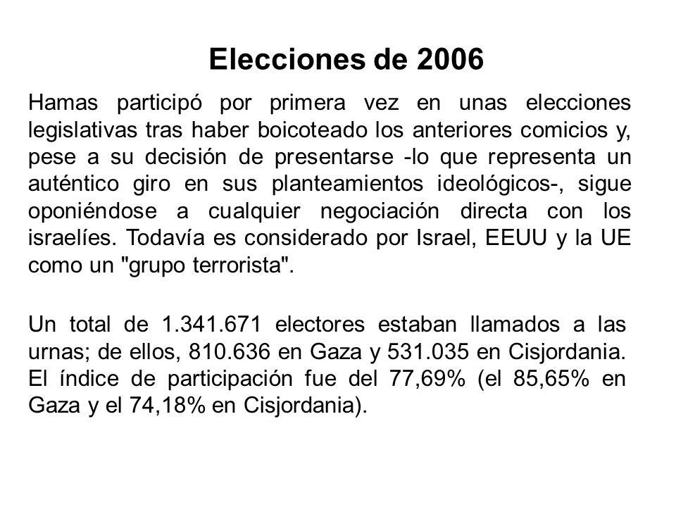 Elecciones de 2006