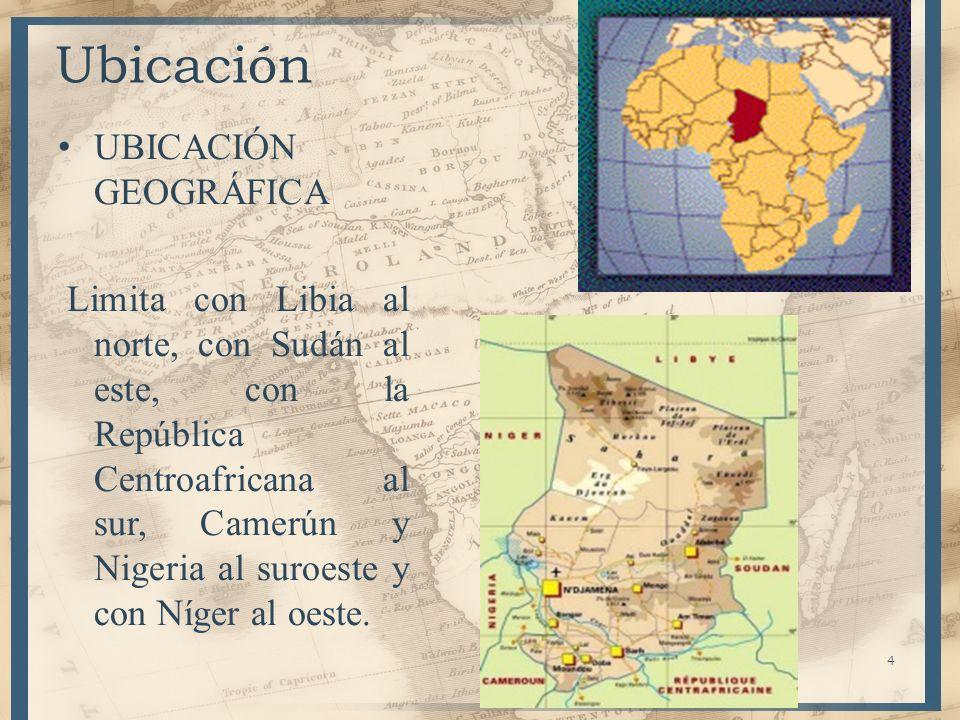 Ubicación UBICACIÓN GEOGRÁFICA