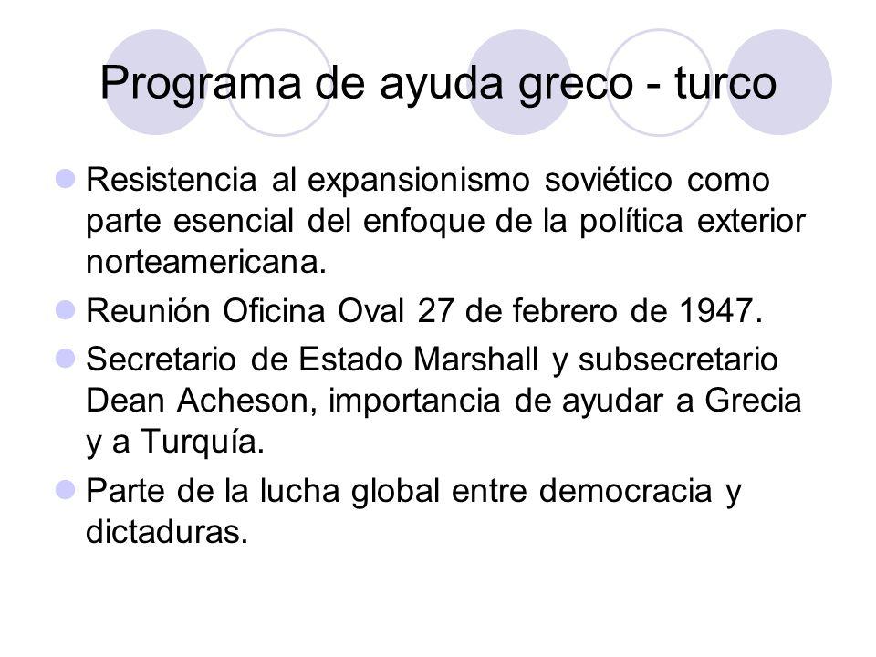 Programa de ayuda greco - turco