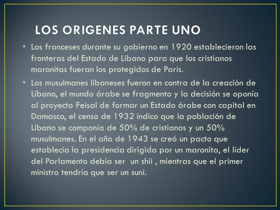 LOS ORIGENES PARTE UNO