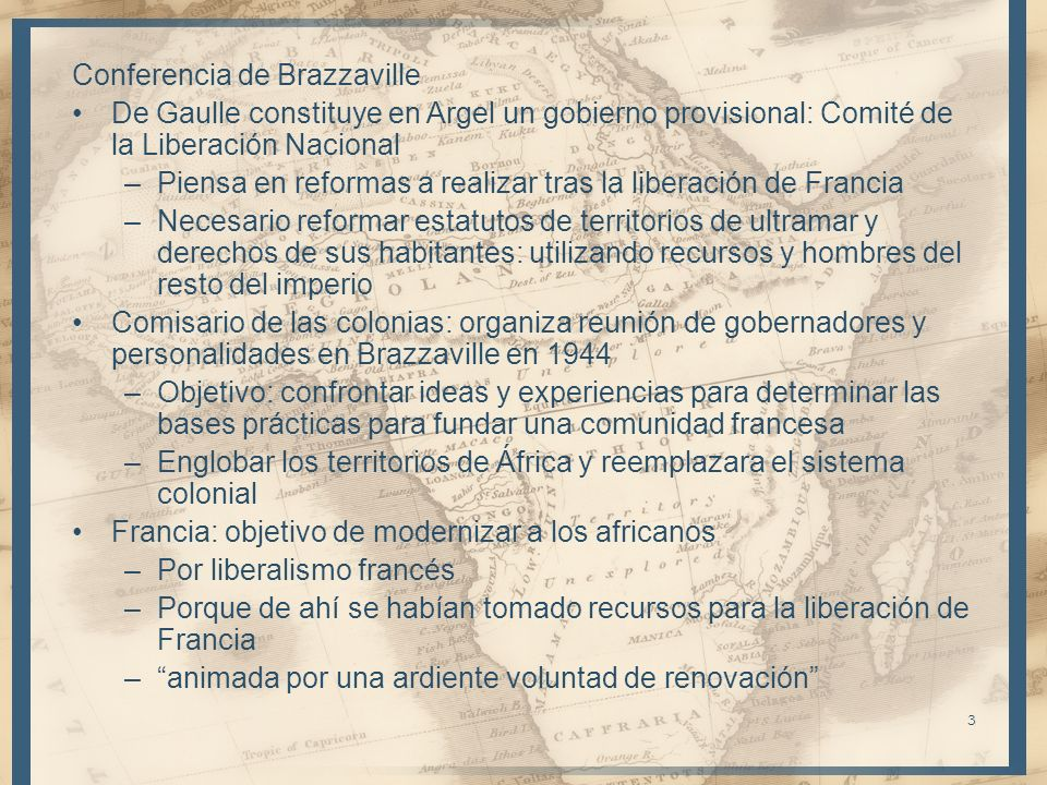 Conferencia de Brazzaville