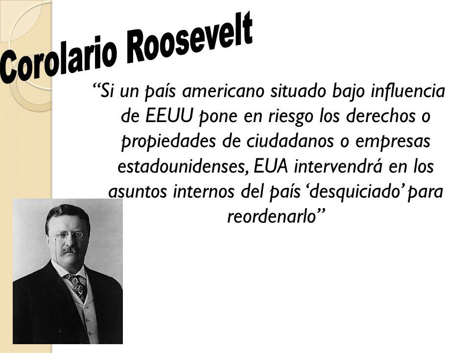 Corolario Roosevelt