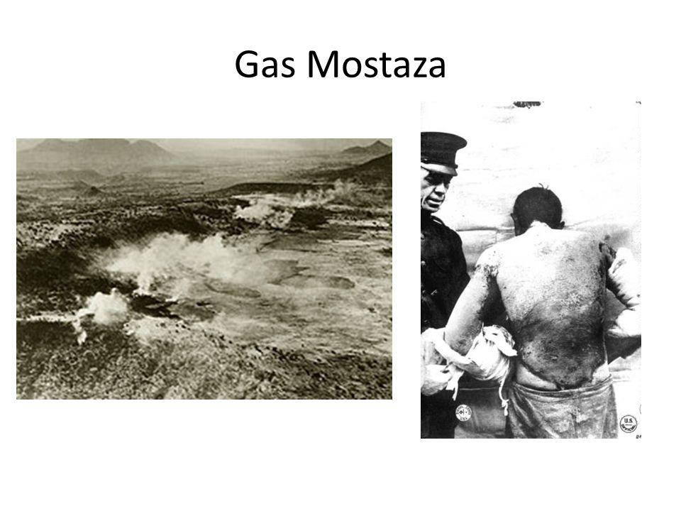 Gas Mostaza