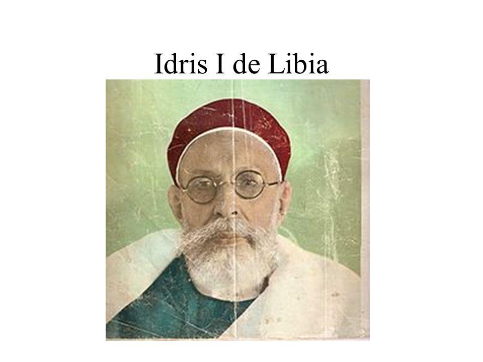 Idris I de Libia
