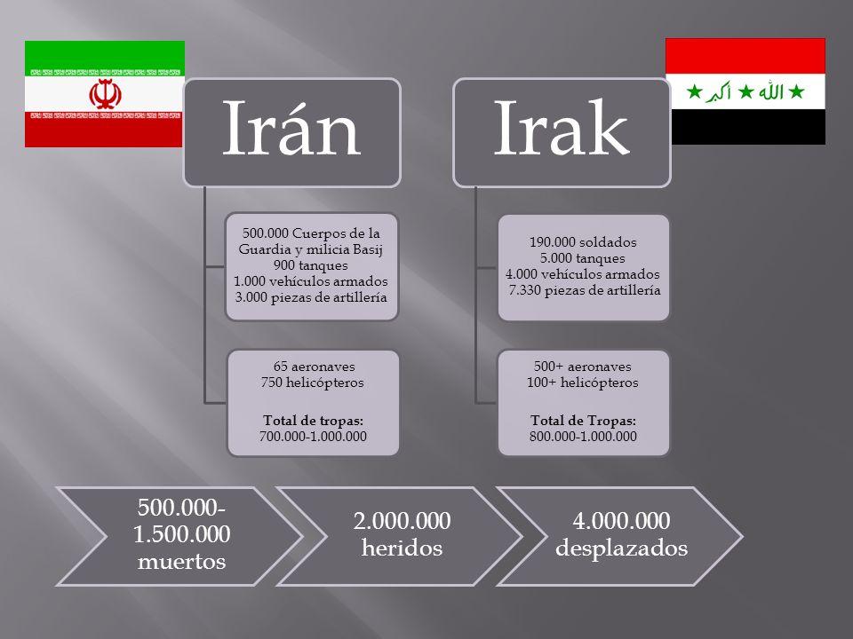 65 aeronaves 750 helicópteros Irak