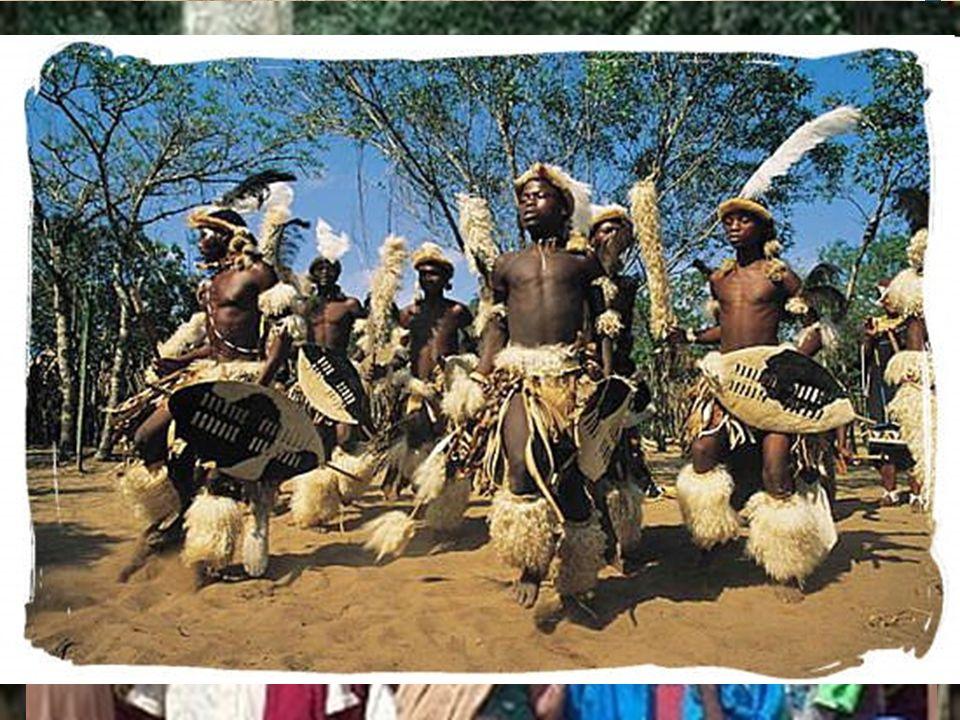 África Negra Subdividida en 2 grupos amplios (origen y cultura) Pob. Paleoafricana.