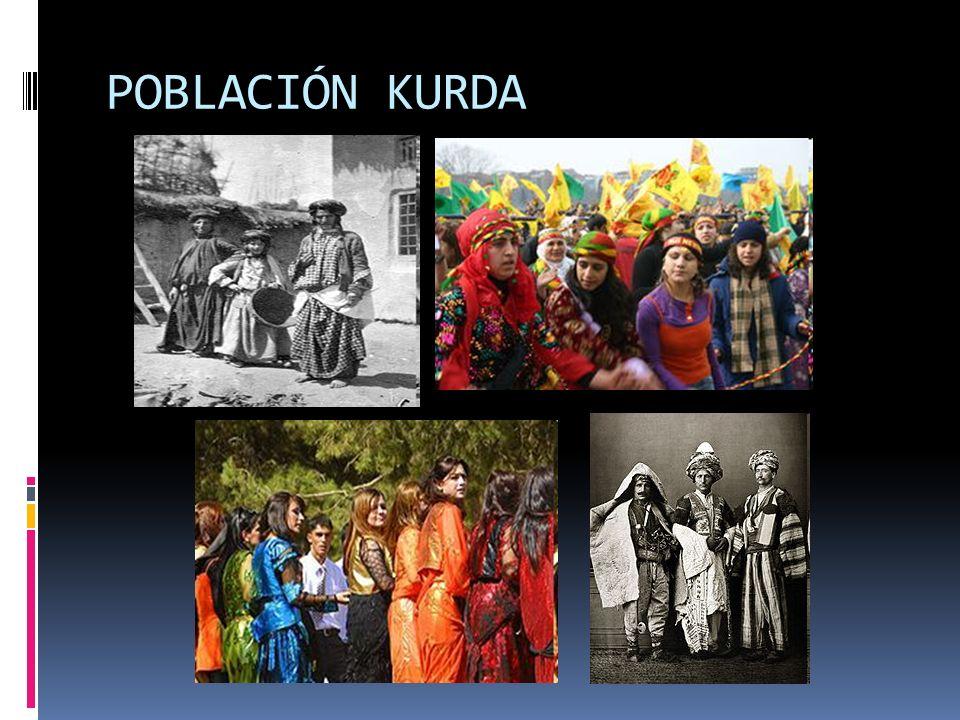 POBLACIÓN KURDA