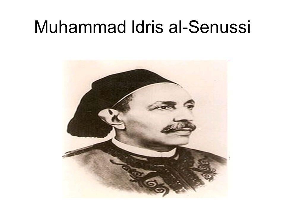 Muhammad Idris al-Senussi