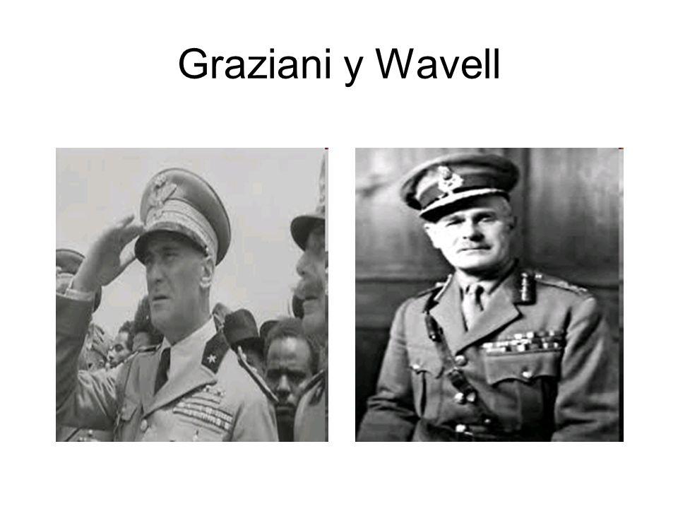 Graziani y Wavell