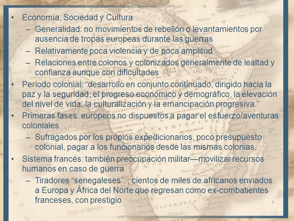 Economía, Sociedad y Cultura