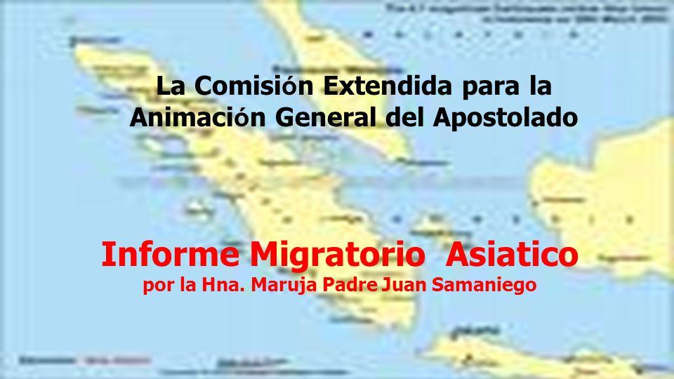 Informe Migratorio Asiatico