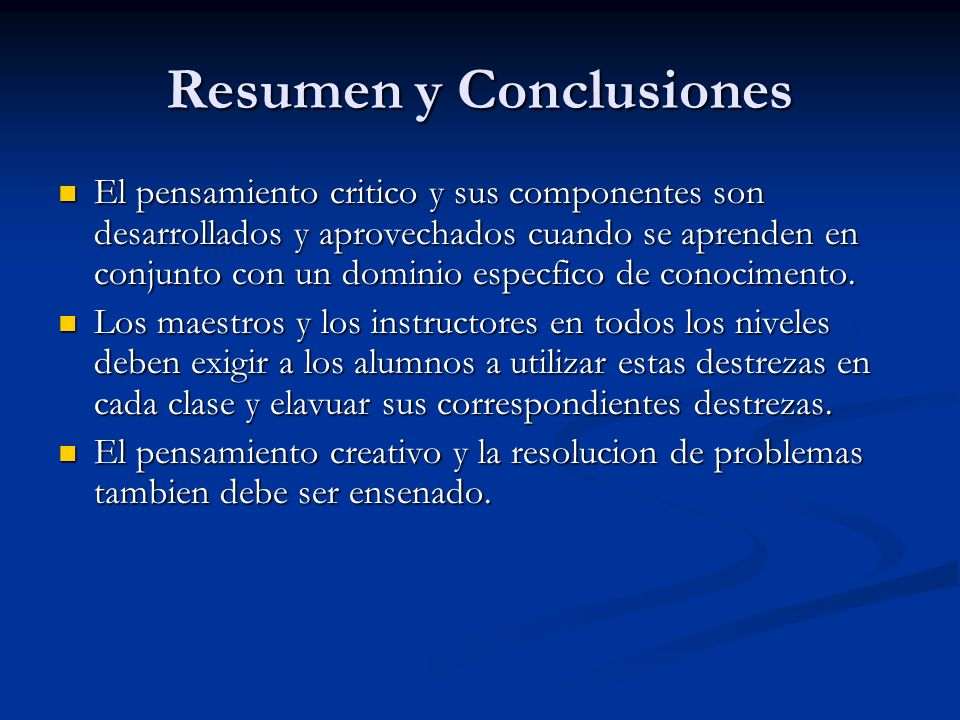 pensamiento critico essay Critical thinking college graduate sample resume examples of a good essay introduction dental hygiene cover letter samples lawyer resume pensamiento critico.