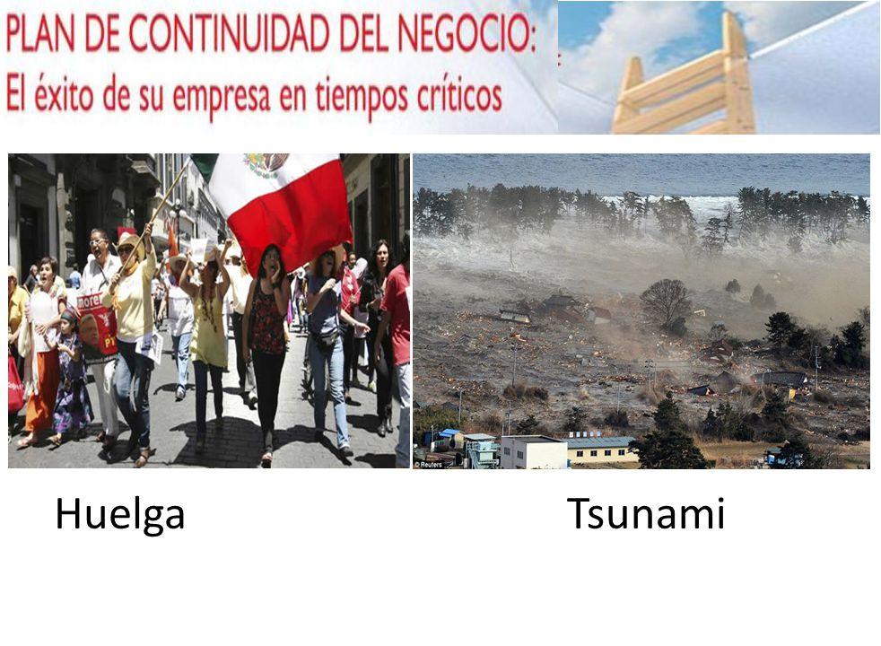 Huelga Tsunami