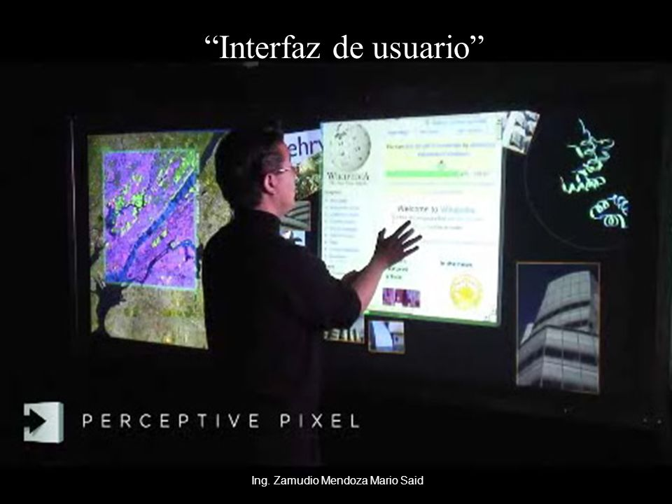 Ing. Zamudio Mendoza Mario Said