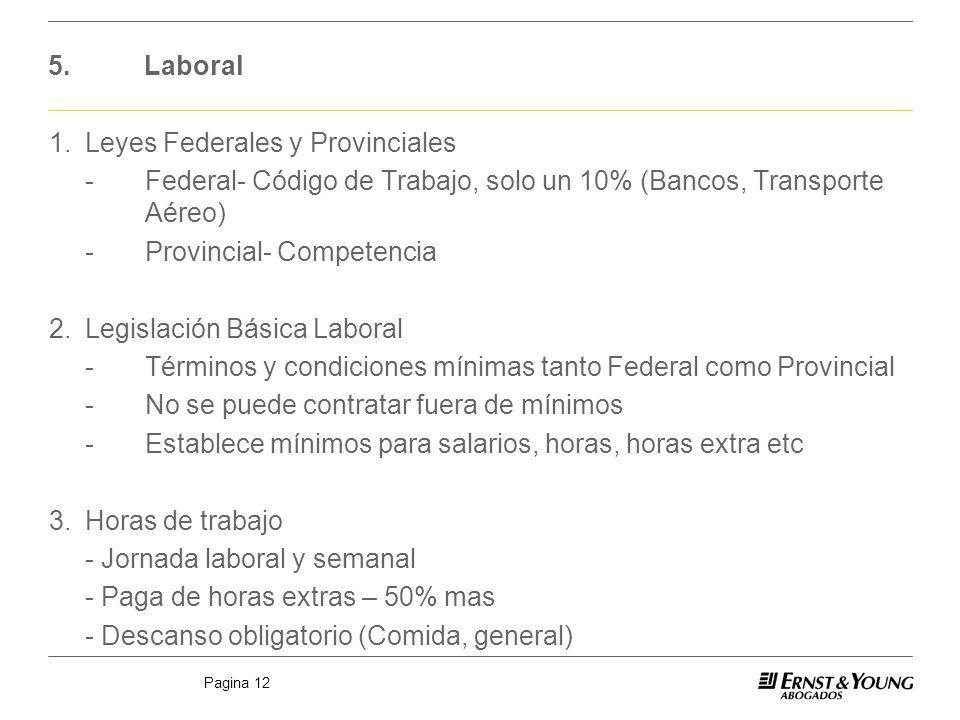 5. Laboral