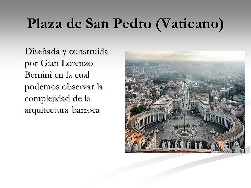 Plaza de San Pedro (Vaticano)