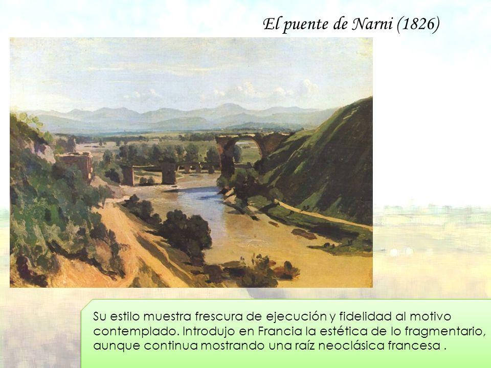 El puente de Narni (1826)