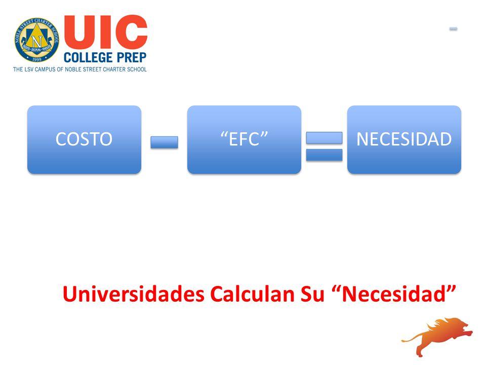 Universidades Calculan Su Necesidad