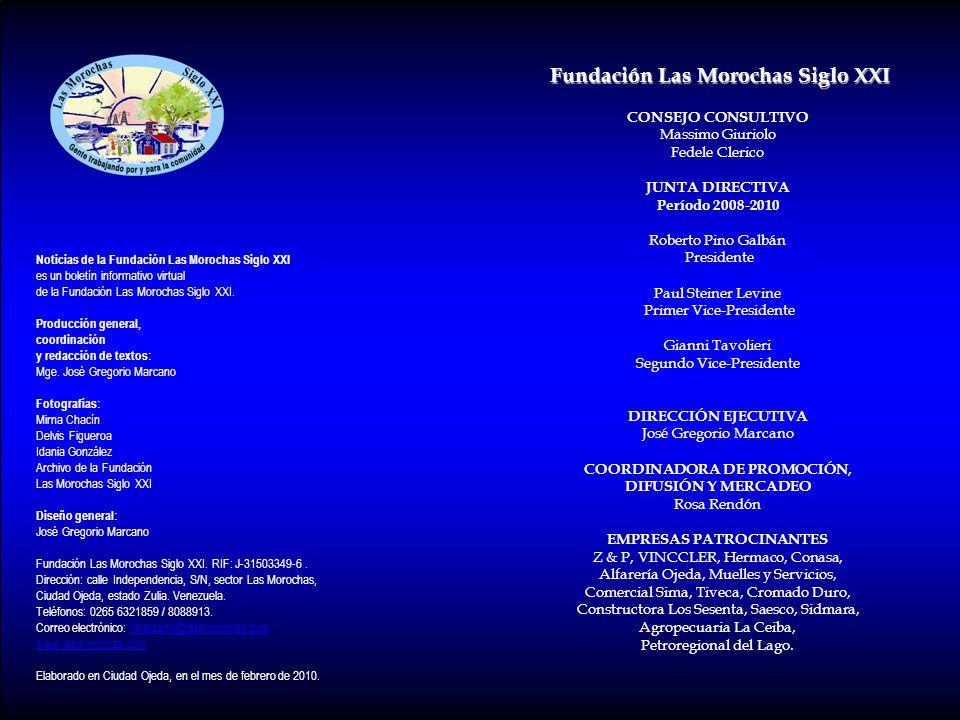 Fundación Las Morochas Siglo XXI