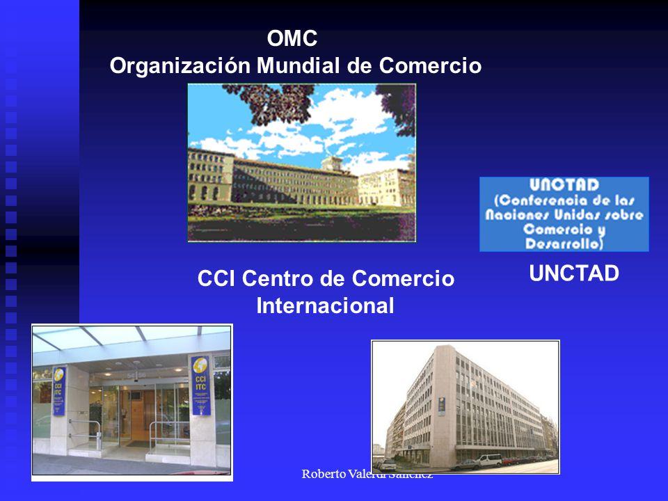 Organización Mundial de Comercio CCI Centro de Comercio Internacional