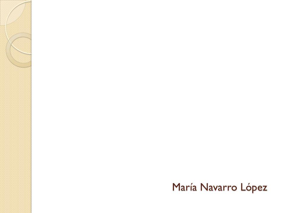 María Navarro López