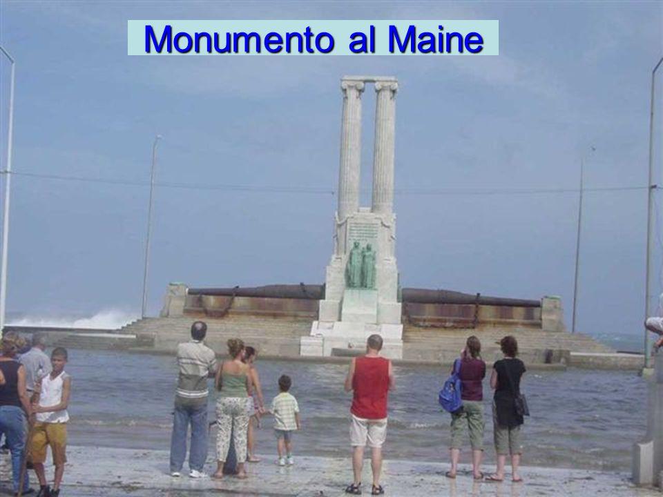 Monumento al Maine Monumento al Maine