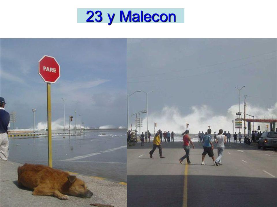 23 y Malecon 23 y Malecon