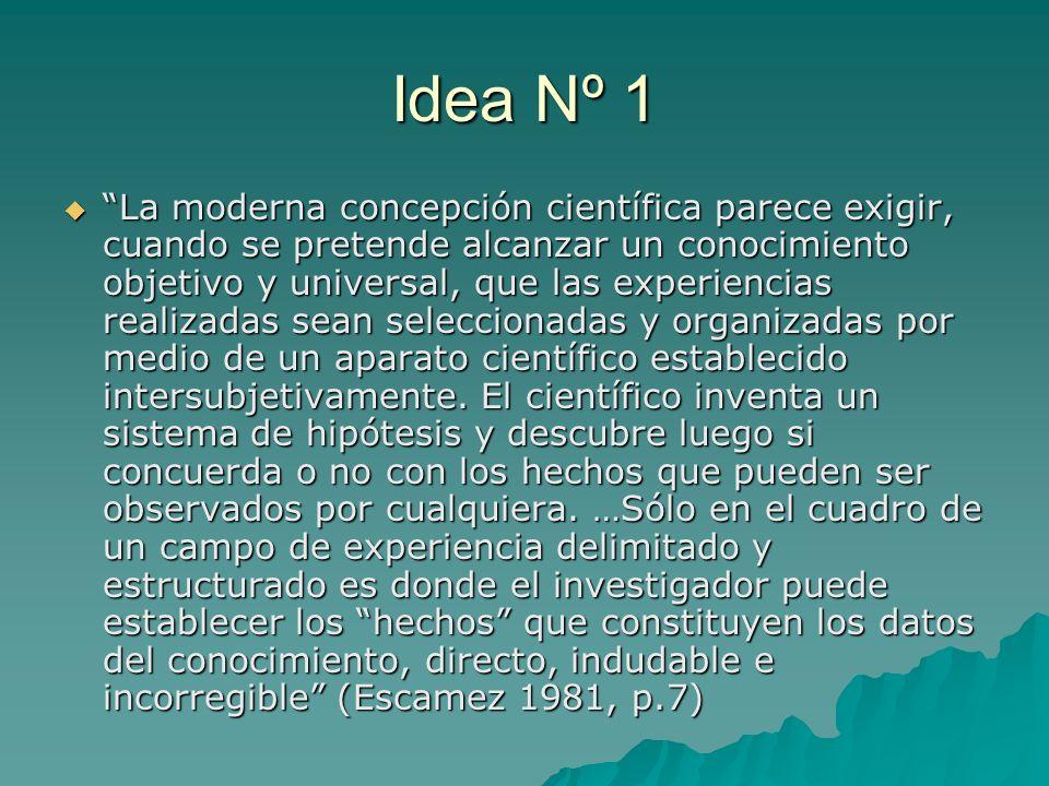 Idea Nº 1