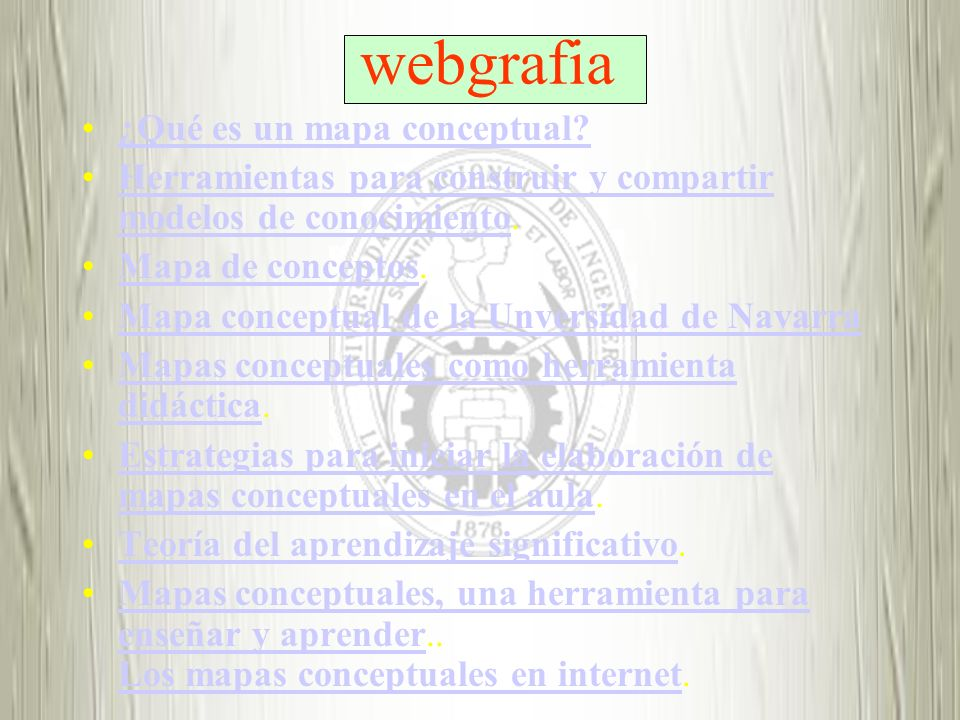 webgrafia ¿Qué es un mapa conceptual