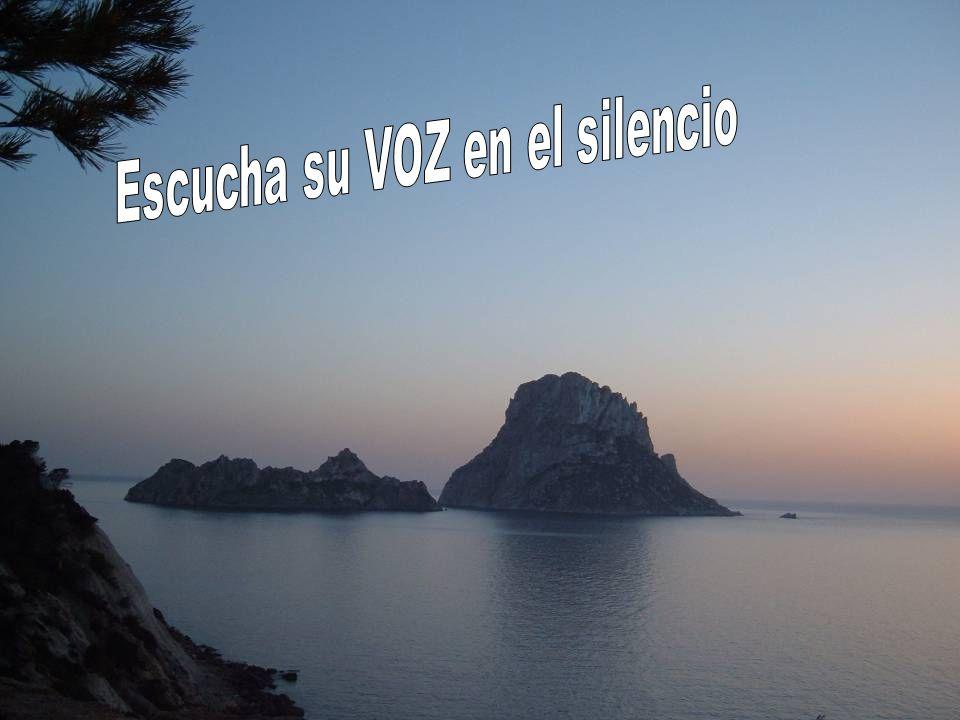 Escucha su VOZ en el silencio