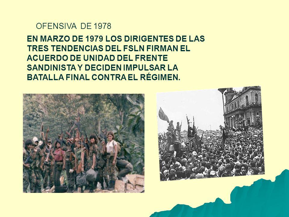 OFENSIVA DE 1978