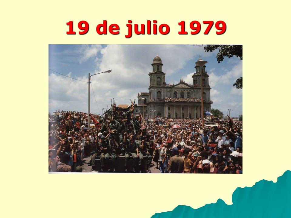 19 de julio 1979