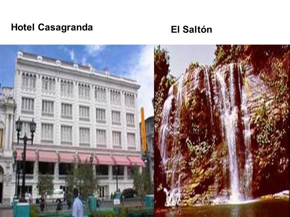 Hotel Casagranda El Saltón