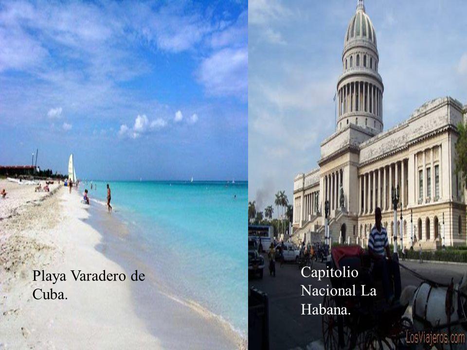 Capitolio Nacional La Habana.