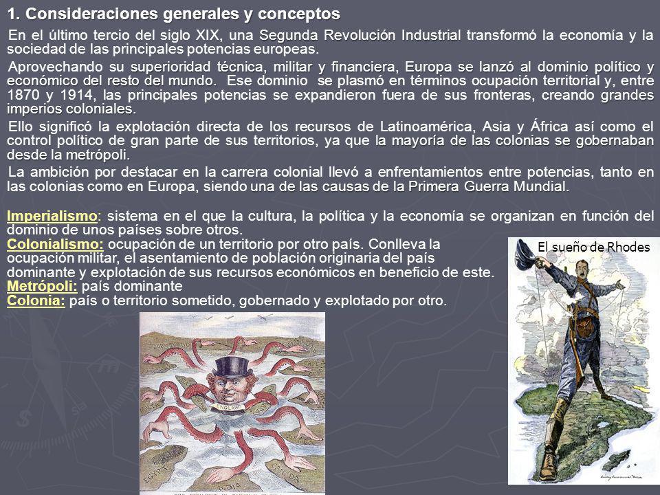1. Consideraciones generales y conceptos