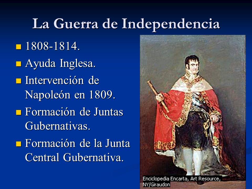 La Guerra de Independencia