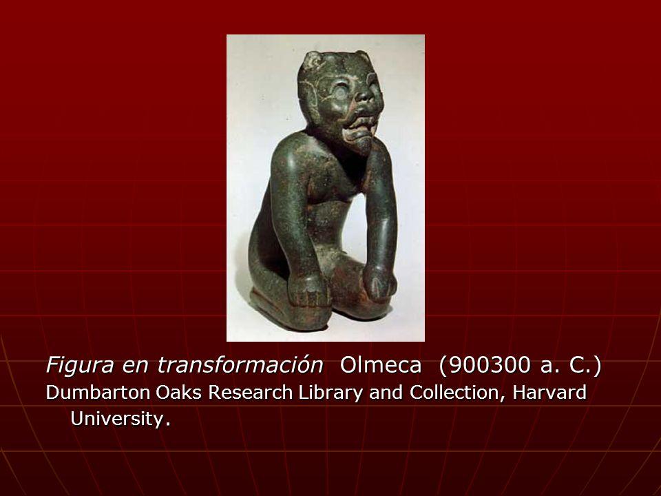 Figura en transformación Olmeca (900300 a. C.)