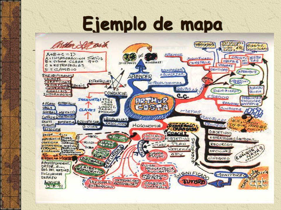 Ejemplo de mapa
