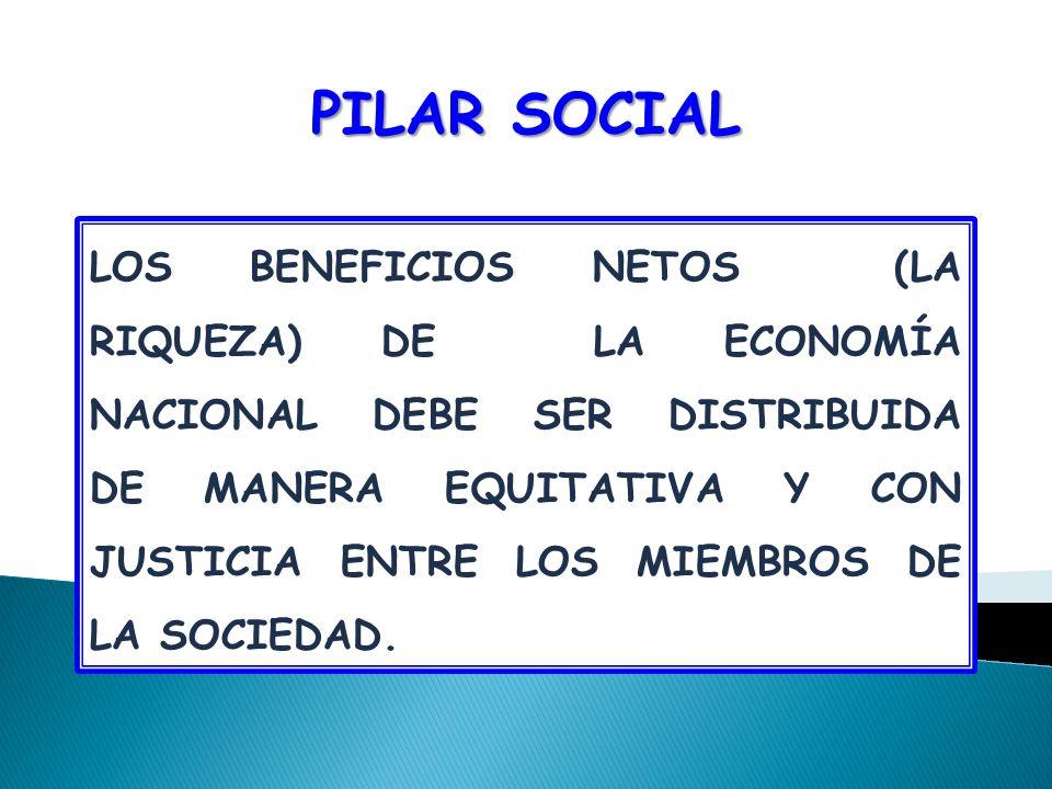 PILAR SOCIAL