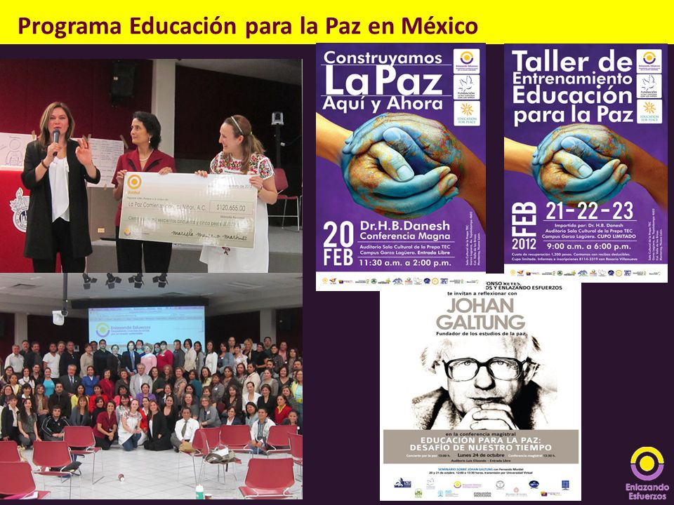 Programa Educación para la Paz en México