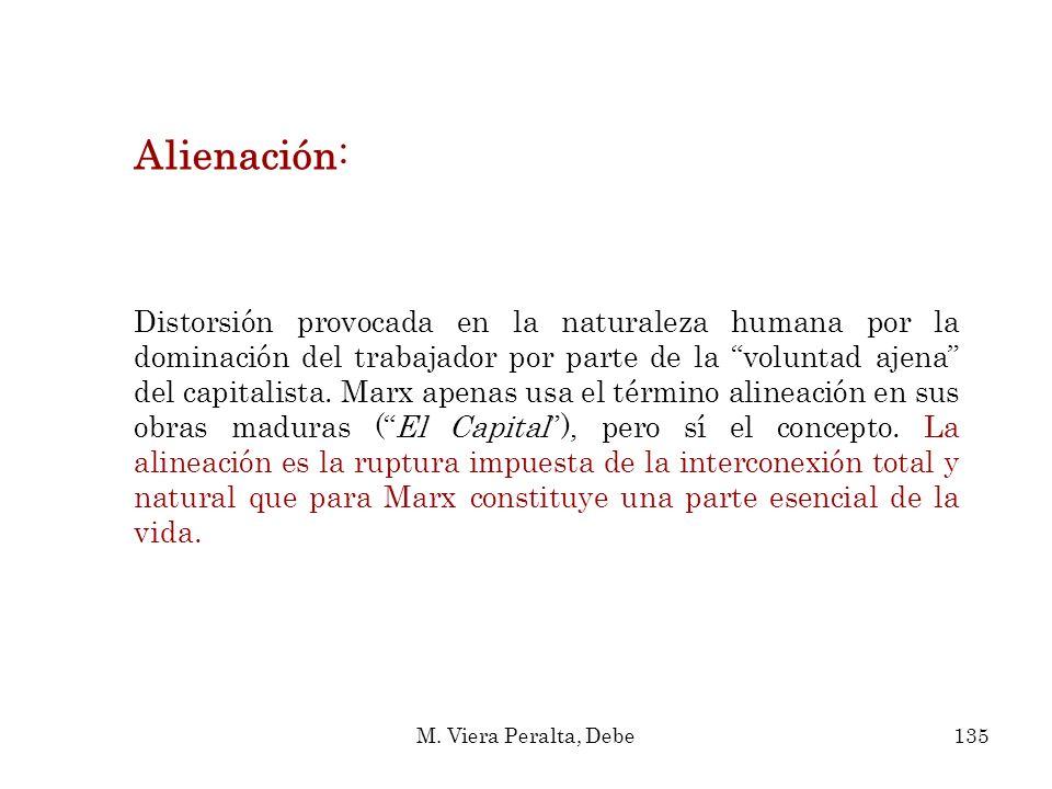 Alienación: