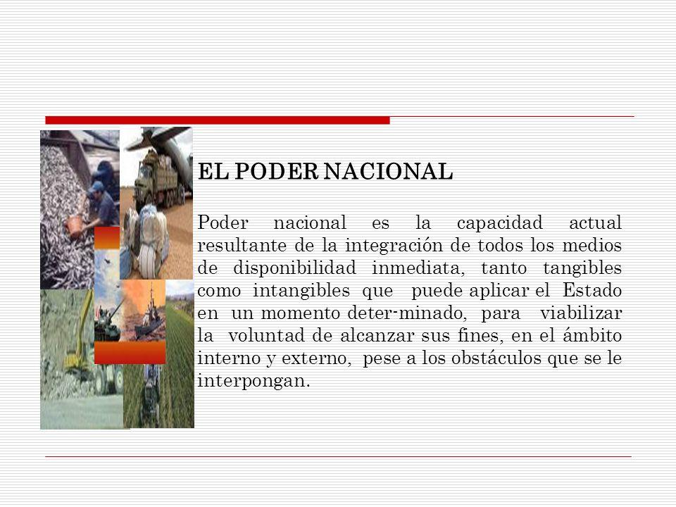 EL PODER NACIONAL
