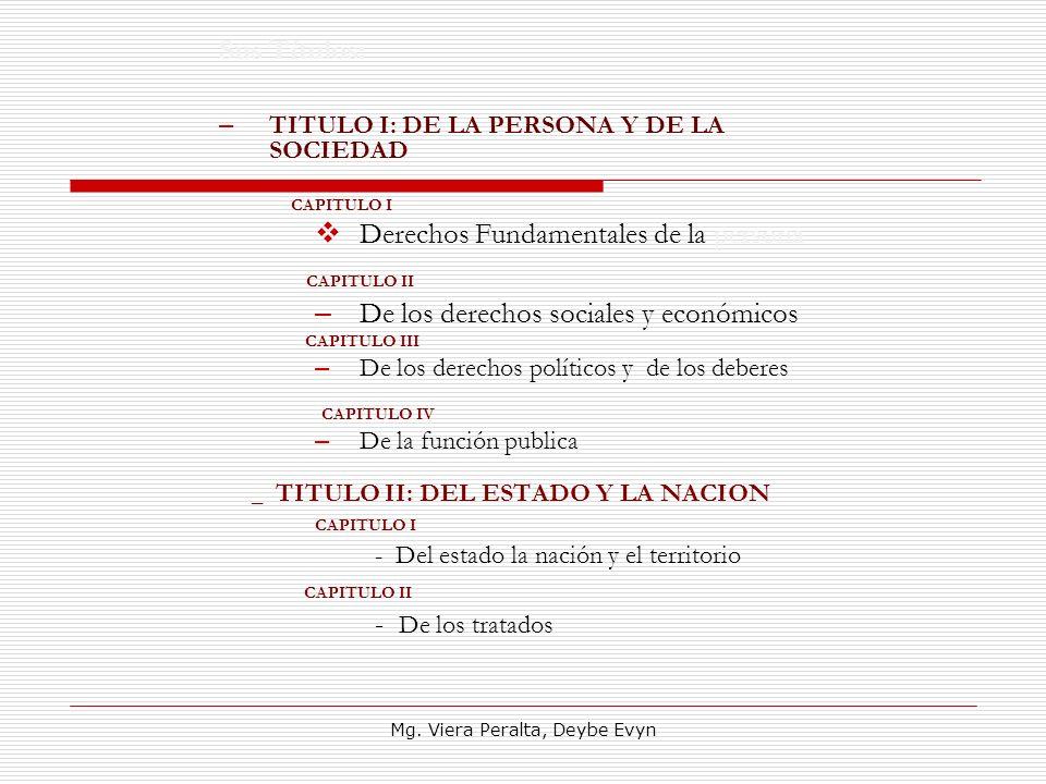 Mg. Viera Peralta, Deybe Evyn