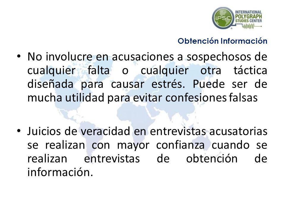 Obtención Información
