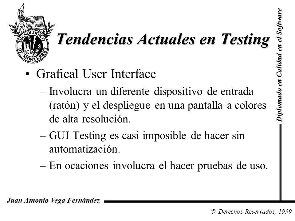 Tendencias Actuales en Testing
