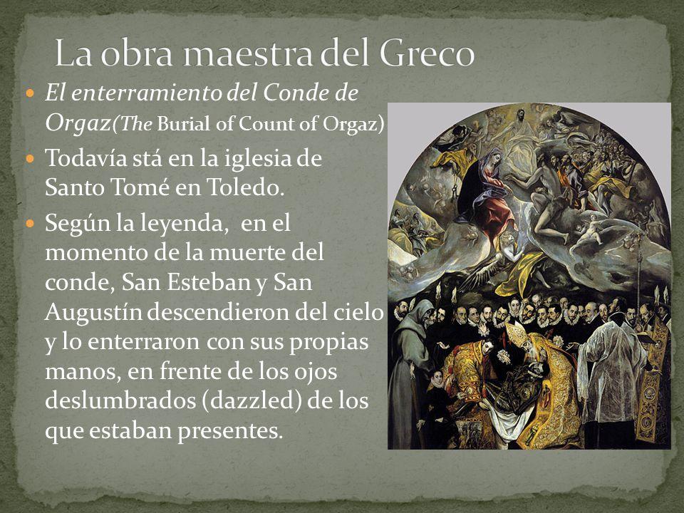 La obra maestra del Greco