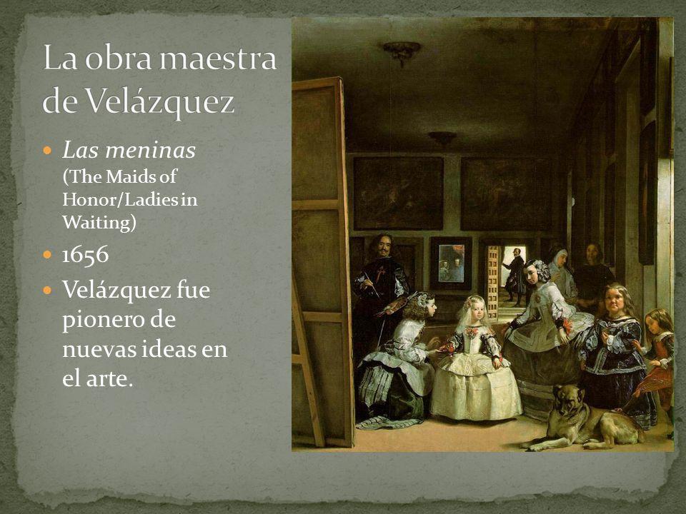 La obra maestra de Velázquez